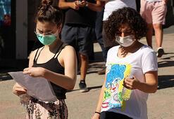 İstanbulda YKSnin Alan Yeterlilik Testi oturumu sona erdi