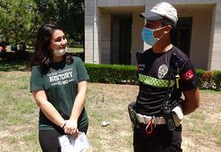 Kimliğini kaybeden Bejnaya polis yardımı