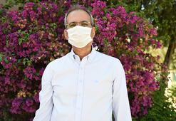 Koronavirüs testi negatif çıkan karantinadaki Bozdoğandan açıklama