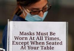 Son dakika... ABDde corona virüs nedeniyle 24 saatte 488 kişi daha öldü