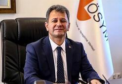 YKS sona erdi ÖSYM Başkanı Aygünden açıklama