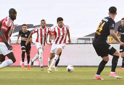 Demir Grup Sivasspor - Hes Kablo Kayserispor 0-2