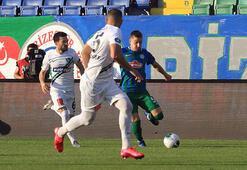 Çaykur Rizespor - Yukatel Denizlispor: 2-2