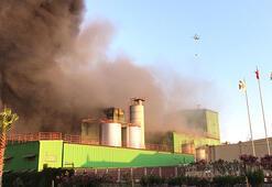 Son dakika haberi: Adanada çok büyük fabrika yangını
