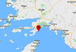 Son dakika haberi: Muğlada korkutan deprem 5.2 şiddetinde...