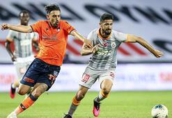 Başakşehir Galatasaray: 1-1