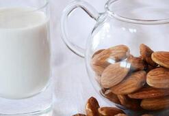 Badem sütü nedir Badem sütünün faydaları nelerdir