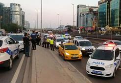 Son Dakika: Taksiciyi rehin alan 5 kişi yakalandı