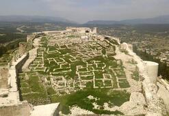 Silifke Kalesinde kazılar yeniden başladı