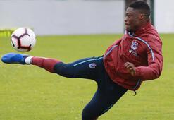 Trabzonsporda sakatlardan iyi haber