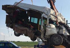 Son dakika... Konyadaki 7 kişinin öldüğü kazada, TIR şoförü tutuklandı