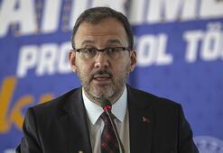 Bakan Kasapoğlu: Çorum Stadı'nı Gençlik ve Spor Bakanlığı olarak tamamlayacağız