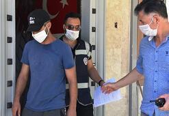 Antalyada tövbe eden hırsız yine yakalandı