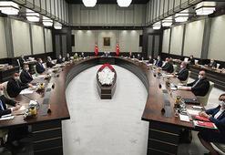Son dakika... Kritik Cumhurbaşkanlığı Kabine toplantısı başladı