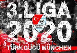 Münih Türkgücünün 3. Lige yükselişi resmen onaylandı