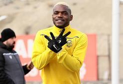 Son dakika transfer haberleri - Yeni Malatyaspor, Thievy Bifoumanın Çine transferini açıkladı