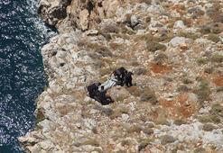 Alanya'da 25 yaşındaki kayıp genç kayalık alanda ölü bulundu