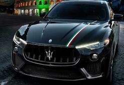 Maseratiden özel şerit