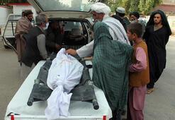 Son dakika... Afganistanda patlama Onlarca ölü ve yaralı var