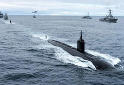 NATOnun Kuzey Atlantikteki büyük deniz tatbikatı başladı