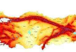 Fay hattı sorgulama ekranı (Evimden fay hattı geçiyor mu) - Deprem haritası ve MTA fay sorgulama nasıl yapılır