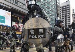Çinden Hong Kong hamlesi Ulusal Güvenlik Yasası onaylandı