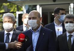 Son dakika haberleri: Bakan Soylu açıkladı 9 ülke ile eş zamanlı operasyon