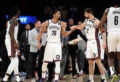 NBAde Nets forması giyen 2 oyuncuda koronavirüs tespit edildi