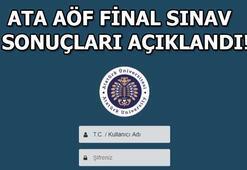 Atatürk Üniversitesi AÖF sınav sonuçlarını açıkladı Obs.edu.tr adresi üzerinden AÖF final sınav sonucu sorgula