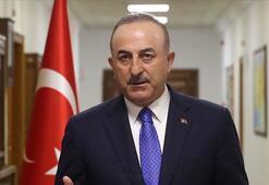 Çavuşoğlu: Suriyede kalıcı siyasi çözüm, Suriyelilerin çektiği acıya  son vermenin tek yolu