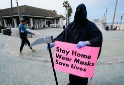 ABDde koronavirüs vakaları patladı, karantina geri geliyor