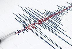 1 Temmuz son depremler... Deprem mi oldu