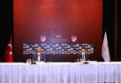 Son dakika haberler - TFF, 2. Lig, TFF 3. Lig ve Bölgesel Amatör Liglerin oynatılmayacağını açıkladı