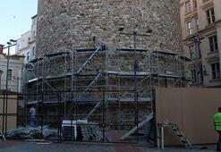 Müze olması planlanıyordu Galata Kulesinde hazırlıklar başladı