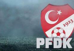 Son dakika haberler - PFDK kararları açıklandı Hosseiniye 2 maç ceza...