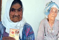 Kız kardeşler asırlık yaşlarıyla yıllara meydan okuyor