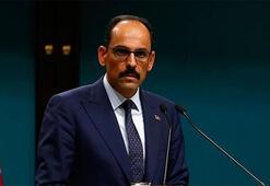 Cumhurbaşkanlığı Sözcüsü Kalından Bakan Albayraka hakaret içerikli yorumlara tepki