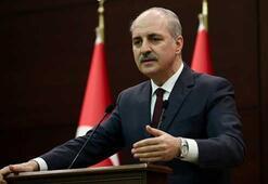 AK Parti Genel Başkanvekili Kurtulmuş, Bakan Albayraka yönelik hakaret içerikli yorumları kınadı
