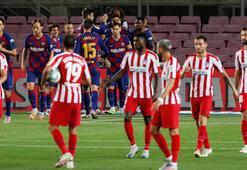 Barcelona - Atletico Madrid: 2-2
