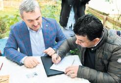 AK Parti'den, İstanbul'da 100 bin yeni üye çalışması