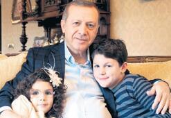 Erdoğan sekizinci kez torun sevinci yaşadı