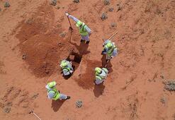 Libyada toplu mezarlar 23 günde 208 ceset çıkarıldı
