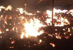 Mardin'de alevler geceyi aydınlattı, erken müdahale faciayı önledi