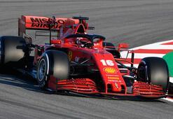 Formula 1 heyecanı geri döndü