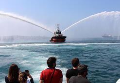 Beşiktaşta Denizcilik ve Kabotaj Bayramı kutlandı