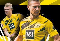 Borussia Dortmund yeni sezon formasını tanıttı...