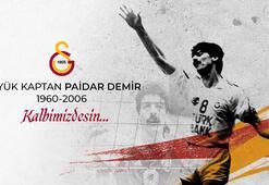 Galatasaray, Paidar Demiri andı