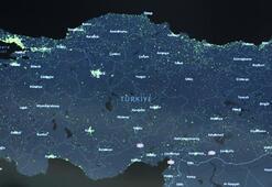 Son dakika... İstanbul ve Ankaranın ilçe ilçe corona virüsü dağılımı