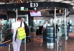 Roma - İstanbul uçuşları başladı