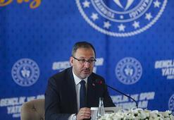 Bakan Kasapoğlu duyurdu 35 milyon lira destek çağrısına başvurular başladı